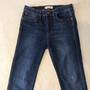 Madewell High Riser Jeans 👖- Size 28